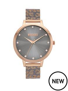 missguided-printed-mesh-bracelet-watch
