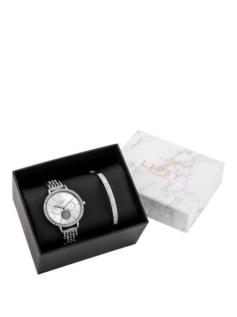 lipsy-lipsy-silver-tone-watch-bracelet-gift-set