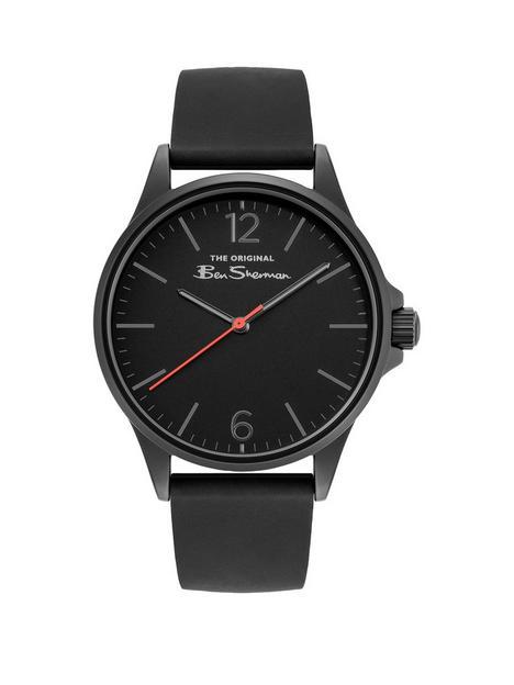 ben-sherman-ben-sherman-black-dial-red-accents-black-strap-watch
