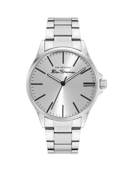 ben-sherman-ben-sherman-silver-dial-stainless-steel-bracelet-watch