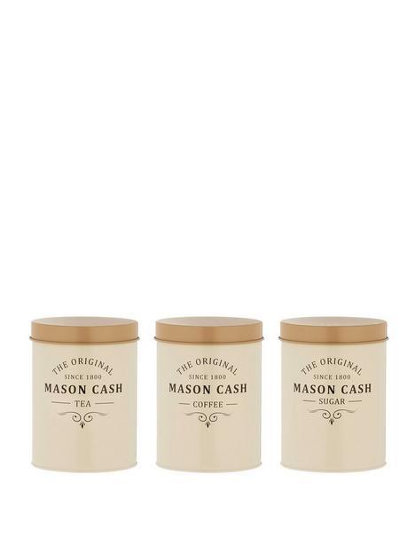 mason-cash-mason-cash-heritage-collection-tea-coffee-and-sugar-canister-jars-set