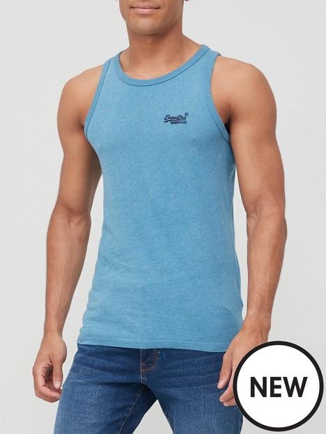 superdry-orange-label-classic-vest-blue-marl