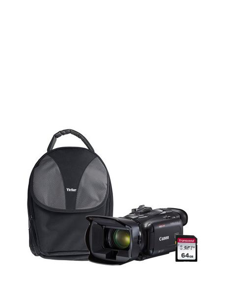 canon-legria-hf-g50-4k-camcorder-kit-inc-64gb-sd-card-amp-waterproof-rucksack