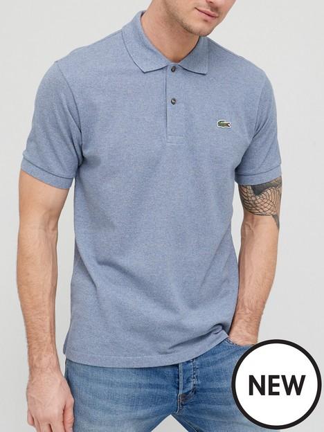 lacoste-sportswear-classic-polo-blue-marl