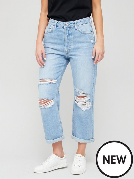 v-by-very-new-oversized-boyfriend-jean-with-rips-light-wash