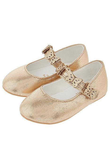 monsoon-baby-girls-savannah-butterfly-walker-shoes-gold