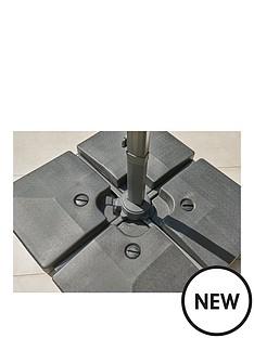 4-x-20kg-water-filled-base-segments-for-royce-cantilever-parasols