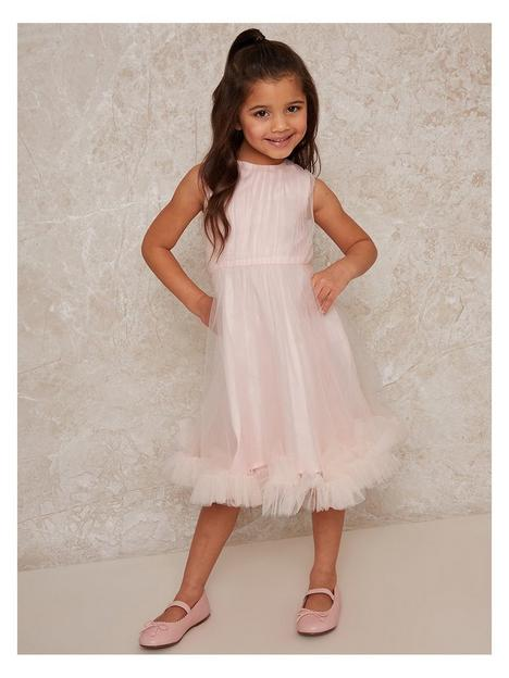 chi-chi-london-girls-tulle-midi-dress-pink