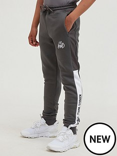 kings-will-dream-junior-nylow-joggers-grey