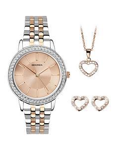 sekonda-sekonda-watch-pendant-necklace-and-earrings-gift-set