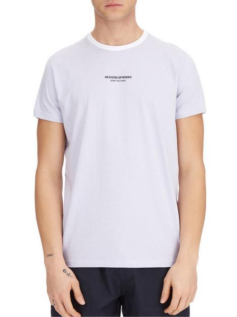 weekend-offender-weekend-offender-bai-khem-fine-stripe-t-shirt-lavender