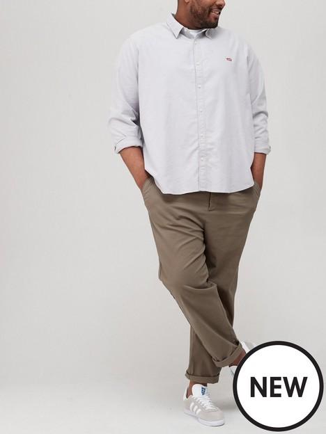 levis-plus-embroidered-logo-shirt-greynbsp