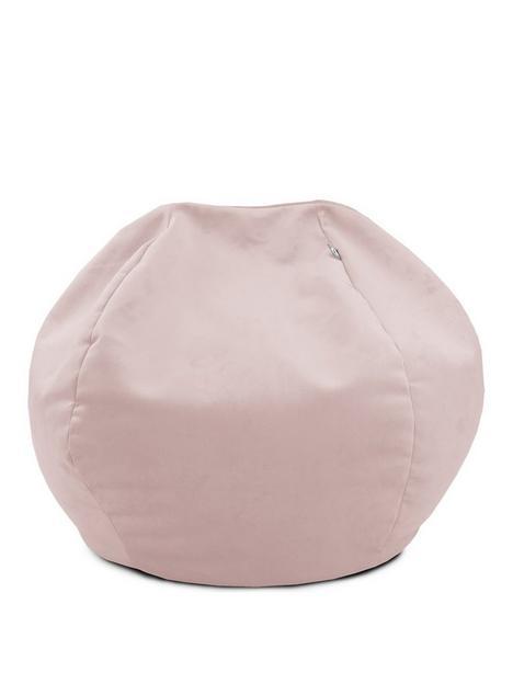 rucomfy-velvet-mini-slouch-beanbag