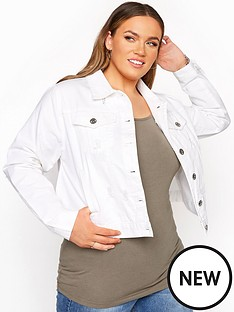yours-yours-denim-distressed-jacket-white