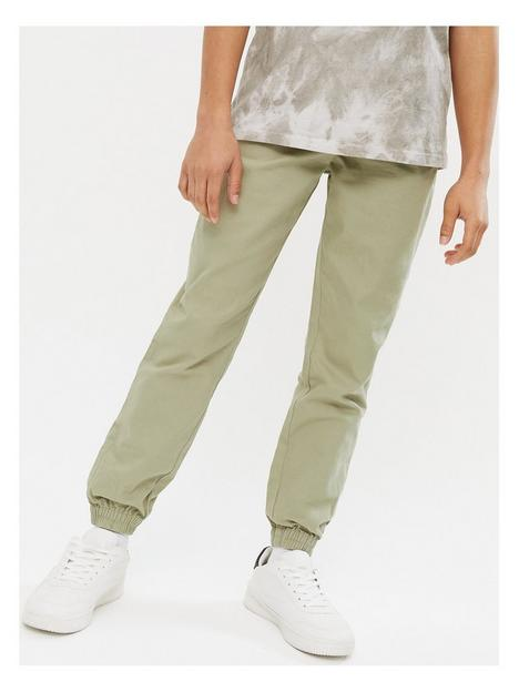 new-look-boysnbsputility-trousers--nbspkhaki