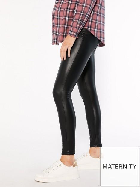 new-look-maternitynbsppu-legging-black