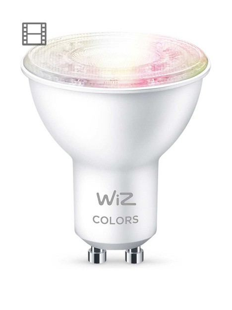 wiz-gu10-colours-smart-bulb-with-bluetooth-2-pack
