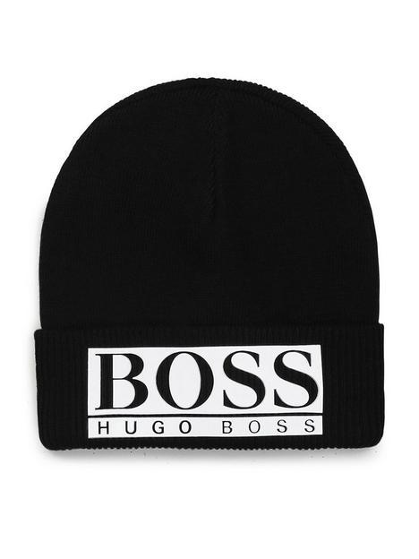 boss-boys-pull-on-hat-black