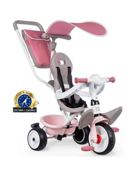 baby-balade-tricycle-pink