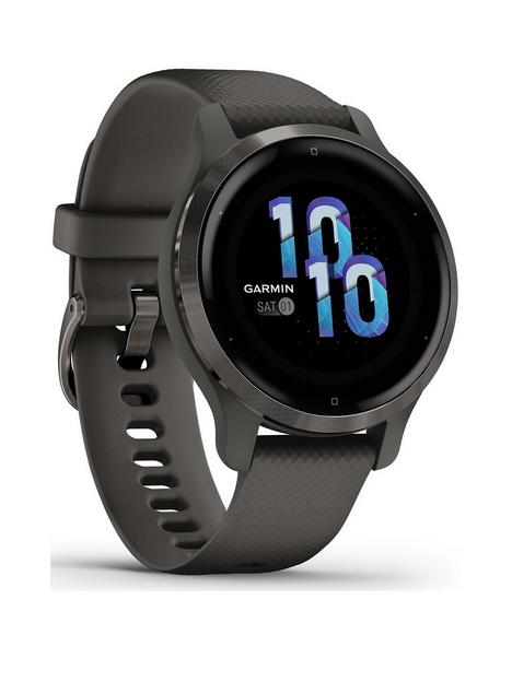 garmin-venu-2s-gps-smartwatch-slate-bezel-with-graphite-case-and-silicone-band