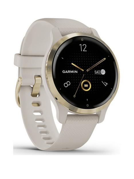 garmin-venu-2s-gps-smartwatch-light-gold-bezel-with-light-sand-case-and-silicone-band