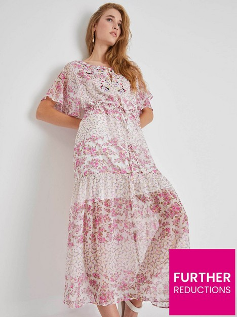 french-connection-french-connection-ezeke-river-crinkle-midi-dress