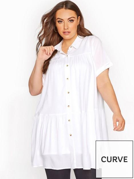 yours-longline-smock-shirt