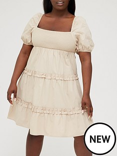 in-the-style-curve-in-the-style-curve-x-jac-jossanbspsquare-neck-shirred-smock-dress-stone