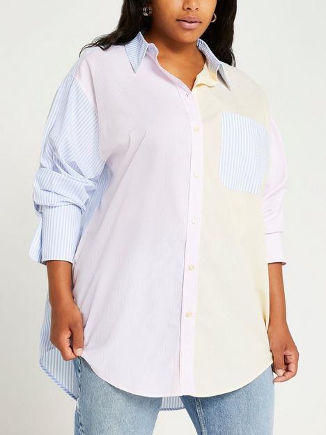 ri-plus-plus-mixed-stripe-shirt