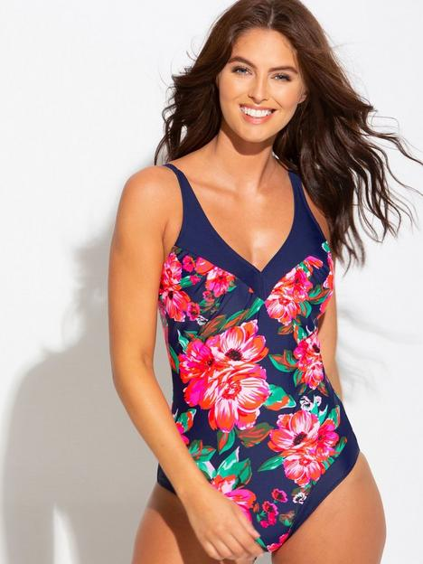 pour-moi-floral-contour-control-swimsuit