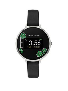 amelia-austin-amelia-austin-crystal-cascade-ladies-smart-watch
