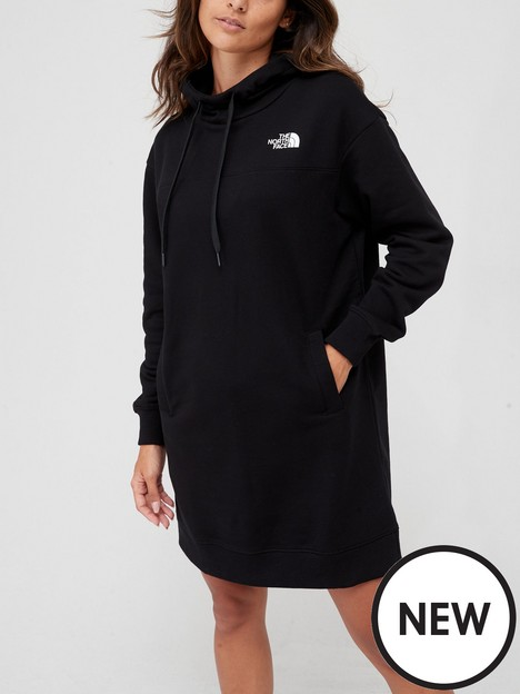 the-north-face-the-north-face-hooded-zumunbspdress-black