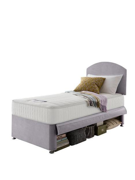 silentnight-kids-maxi-store-bright-velvet-divan-bed-set-sprung-mattress-and-headboard