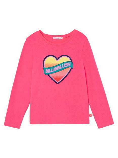 billieblush-girls-long-sleeve-star-print-t-shirt-fuschia