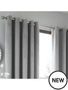 caprice-brigitte-faux-fur-eyelet-curtains-66x72