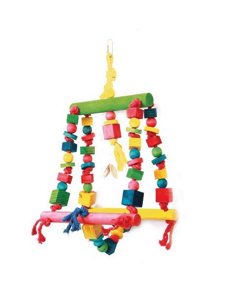 happy-pet-parrot-toy-double-swing