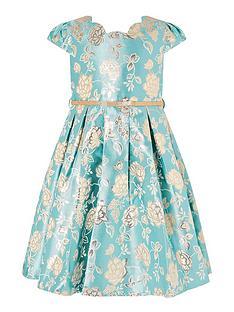 monsoon-girls-kimberley-rose-jacquard-dress-aqua