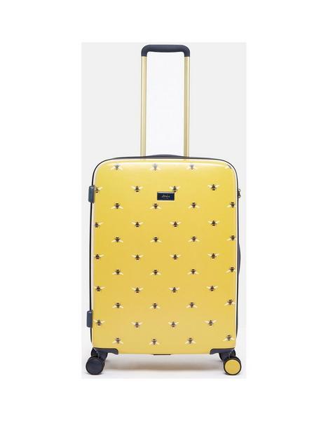 joules-botanical-bee-medium-trolley-suitcase