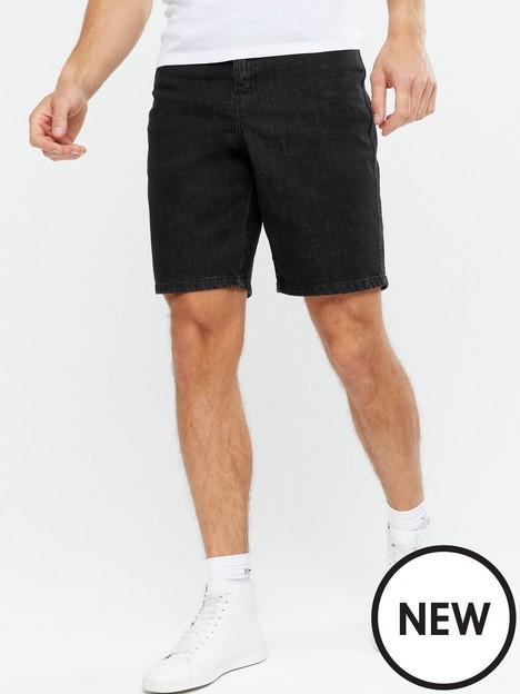 new-look-mens-loose-fit-denim-short