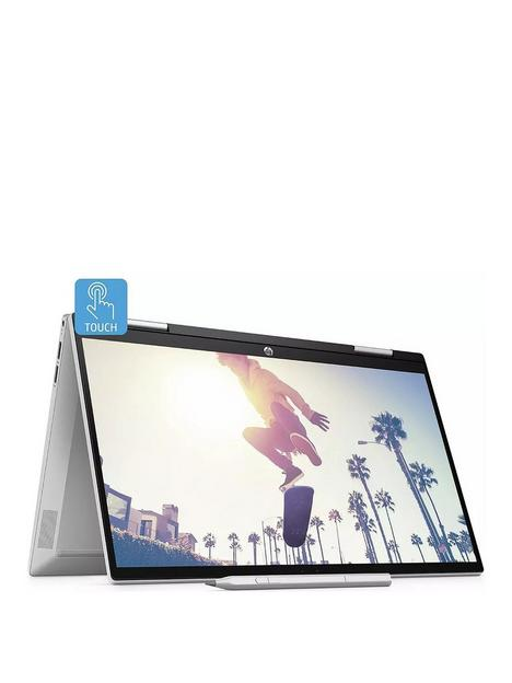 hp-pavilion-x360-14-dy0002na-laptop-14in-fhdnbspintel-pentium-goldnbsp4gb-ramnbsp128gb-ssd-microsoft-365-personal-12-months-included-silver