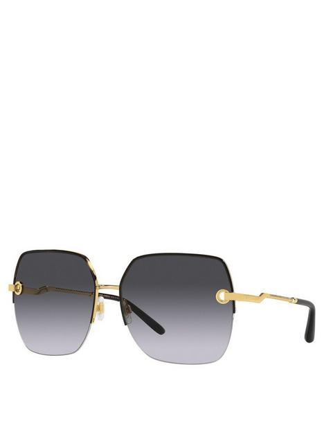 dolce-gabbana-square-sunglasses-gold