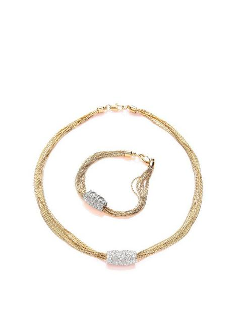 buckley-london-buckley-london-gold-silk-strand-pendant-bracelet-set