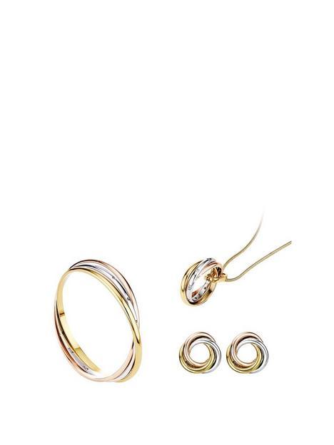 buckley-london-buckley-london-russian-trio-bangle-pendant-earring-set