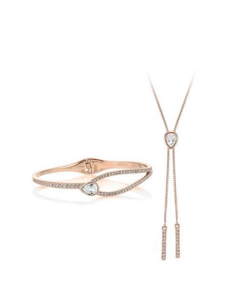 buckley-london-rose-gold-hatton-pendant-and-bangle-set