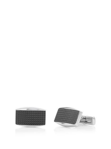 buckley-london-logan-textured-cufflinks