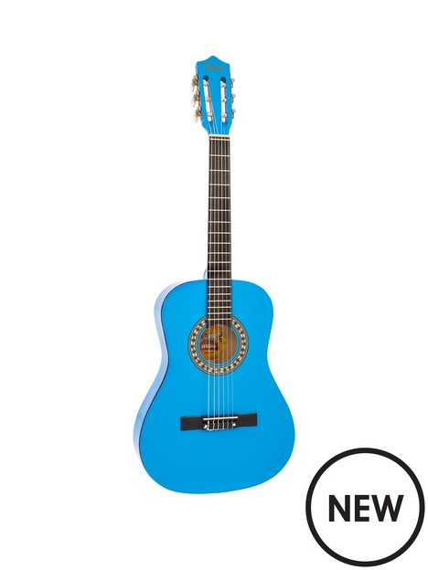 encore-encore-34-size-guitar-outfit-blue