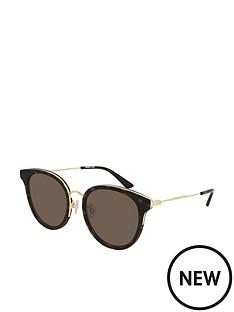 mcq-alexander-mcqueen-mcq-alexander-mcqueen-round-sunglasses