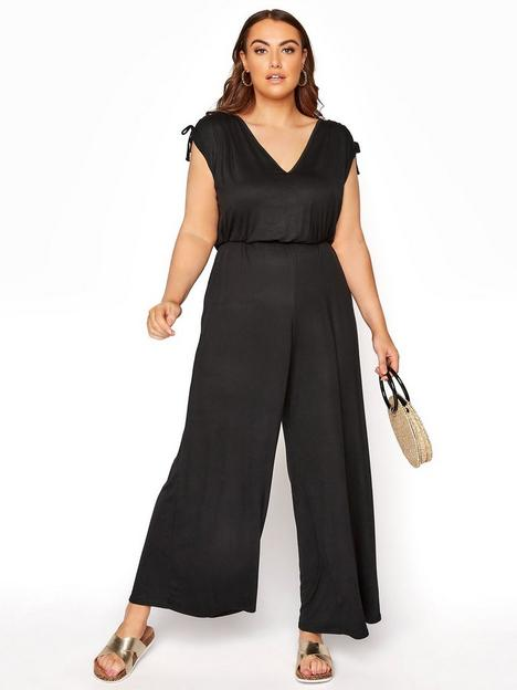 yours-yours-limited-jumpsuit--nbspblack