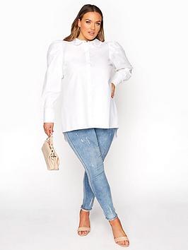 yours-yours-london-cotton-ruffle-collar-shirt-white