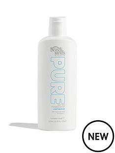 bondi-sands-pure-self-tan-foaming-water-lightmedium-200ml